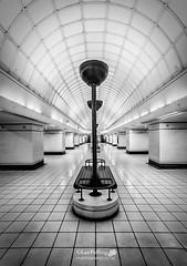 Gants Hill (LeePellingPhotography.co.uk) Tags: city london underground tube