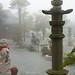 temple (nosha) Tags: china red mist green beauty temple buddhist buddist shenzen china2013