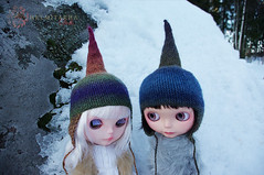 Winter elves