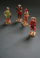 Famous Canadians (peterkelly) Tags: ontario digital tea radisson guelph canadian northamerica jeantalon figurine explorers lipton furtrader famouscanadians pierreespritradisson jeanbaptistecolbert chuartdesgroseilliers