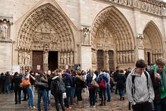 Pars - Notre Dame (elprimerpaso) Tags: france europa europe cathedral catedral notre dame francia pars