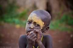 Ethiopia (shokokoart) Tags: africa trip travel portrait people woman black art colors beautiful beauty digital pose outside outdoors expression traditional culture naturallight tribal portraiture tribes afrika omovalley colourful tradition tribe ethnic rite tribo afrique ethnology tribu omo eastafrica suri etiopia ethiopie abisinia etiopija ethnie  etiopien kibish  etiyopya       athiopien ethiopie etiopia etiopia     hornofafrica