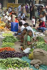 Kolkata Market (Mr Apostrophe) Tags: street india vegetables fruit market kolkata calcutta