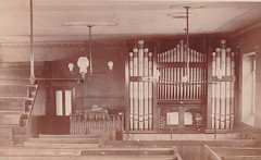 An un-known non-conformist chapel. (Paul Gregson) Tags: church chapel organ baptist methodist methodistchurch organist organconsole