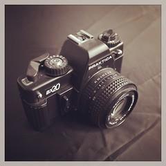 Praktica BX20 (gordongross) Tags: camera praktica kamera oldcamara prakticabx20 oldfilmcamera
