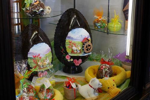Easter Eggs in Torino