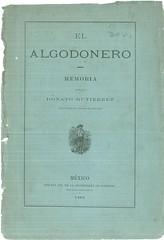 El Algodonero (GoCal83) Tags: mexico book cover gutierrez durango donato samaniego lerdo algodonero