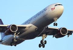 G-VGEM VIRGIN ATLANTIC A330 (john smitherman-http://canaviaaviationphotography.) Tags: heathrow airbus a330 lhr virginatlantic egll gvgem