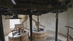 Holgate Windmill stone floor (9 - video)