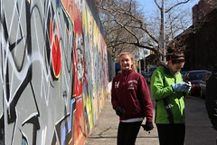 1M4A2291 (pesmith) Tags: new york city school urban trek community grade class learning service middle academy 13 bound challenge 8th worcester outward 2013 nycob