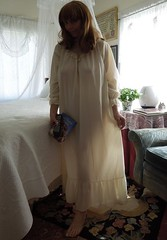 Marc Robbins Ivory Lace Ruffled Brushed Polyester Nylon Nightgown 1 (mondas66) Tags: vintage marcrobbins boudoir elegant elegance lingerie nylon polyester silk silky applique embroidered embroidery lace lacework lacy befrilled frill frilled frilling frillings frills frilly flounce flounces flouncy ruffle ruffled ruffles gown gowns nightgown nightgowns nightdress nightdresses nightie nighties nightwear