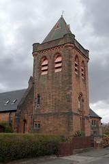 Broomhill Trinity Congregational Church (Bricheno) Tags: church scotland glasgow escocia westend szkocja schottland broomhill scozia cosse  esccia   bricheno scoia broomhilltrinitycongregationalchurch