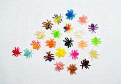 Creepy Crawlers: Ants (LittleWeirdos) Tags: colorful ant insects bugs ants multicolor jigglers creepycrawler creepycrawlers jiggler toymax rubberfigures colorfultoys 1990stoys rubberant rubbercreatures rubberbugs 1990stoy rubberinsects rubberants toyants