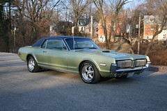 "1968 Cougar • <a style=""font-size:0.8em;"" href=""http://www.flickr.com/photos/85572005@N00/8643855422/"" target=""_blank"">View on Flickr</a>"