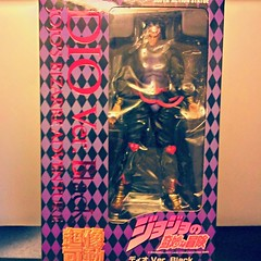 Look at what's been waiting for... (MisledYouth74) Tags: figure dio collectible medicos jojosbizarreadventure jjba diobrando medicosentertainment uploaded:by=flickstagram instagram:photo=429975032386129940202252659 dioverblack