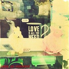 Love is All You Need (Viveca Koh ARPS) Tags: toys mabel mug shopwindow dixie fineartphotography iphone londonphotographers fineartphotographer londonphotographer iphoneography hipstamatic vivecakoh instagram crystalpalacephotographer vivecakohphotography crystalpalacephotography southlondonphotographer southlondonphotography crystalpalacefineartphotographer crystalpalacefineartphotography southlondonfineartphotographer southlondonfineartphotography