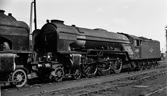 Railways - A1 60119 'Patrick Stirling' (Biffo1944) Tags: railway lner a1 462 60119 patrickstirling 120108b