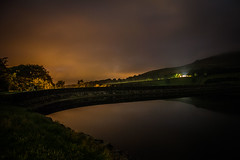 Dovestone Reservoir HDR (ThomasHendersonPhotography) Tags: dovestone dovestones reservoir lake night hdr water shimmer long exposure greenfield oldham nikon