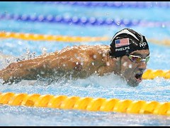 Michael Phelps runs away with 200 IM in final 50m for gold (Download Youtube Videos Online) Tags: michael phelps runs away with 200 im final 50m for gold
