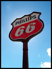 Phillips 66 (Dusty_73) Tags: phillips roadside relic 66 rusty vintage sign mascotte central florida lake county usa united states america porcelain old general store petroliana gas signage gasoline oil