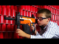 Nerf War: The Nerf Olympics (Download Youtube Videos Online) Tags: nerf war the olympics