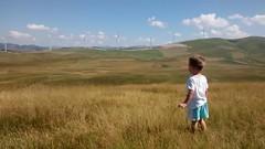 berraschung (rolibin) Tags: windradpark kind niki montenegro crnagora vetrenjaa natur umwelt outdoor