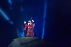 Mickey Mouse as The Sorcerer's Apprentice - Fantasmic at Disney's Hollywood Studios (J.L. Ramsaur Photography) Tags: jlrphotography nikond7200 nikon d7200 photography photo lakebuenavistafl centralflorida orangecounty florida 2016 engineerswithcameras hollywoodstudios disneyshollywoodstudios photographyforgod thesouth southernphotography screamofthephotographer ibeauty jlramsaurphotography photograph pic waltdisneyworld disney disneyworld thesorcerersapprentice mickeymouse waltdisney happiestplaceonearth wheredreamscometrue magical tennesseephotographer imagineering disneycharacter waltdisneyworldresort fantasmic sorcerersapprentice lights lightshow highisoshot highisophoto highisophotography portrait portraiture portraitphotography disneyportrait nighttime nightphotography afterdark atnight sorcerershat sorcerersrobe mickeyasthesorcerersapprentice mickey
