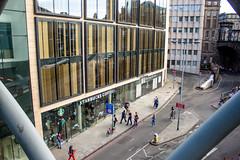 St James Centre 39 (allybeag) Tags: stjamescentre edinburgh shoppingcentre shoppingmall leithstreet predemolition emptyshops eerie memories architecture urban city