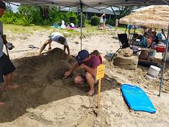 Hanalei_Sand_Castle_Contest-20 (Chuck 55) Tags: hanalei bay sand castle hawaii