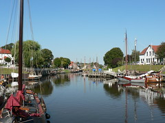 Carolinensiel Museumshafen (achatphoenix) Tags: carolinensiel ostfriesland eastfrisia hafen harbour harle harlesiel ship boat traditional museumshafen water wasser eau wa