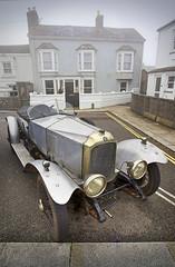 Twenties Vauxhall (Rich Saunders) Tags: cornwall westpenwith penwith westcountry holiday vauxhall twenties 1920 vintage vintagecar vehicle