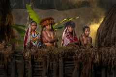 Dani's Women (tehhanlin) Tags: indonesia papua westpapua wamena irianjaya jayapura thedanis sukudani ikipalin noken koteka sony a7r2 a7rm2 ngc travel humaninterest portrait festival baliemvalley lembahbaliem