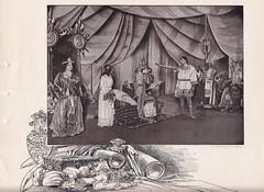 Scene 11 of a 1900 production of Ben Hur (mharrsch) Tags: benhur play presentation lewwallace production novel souvenirbooklet publicdomain 1900 mharrsch