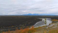 One last visit to the Copper River Bluffs... (neukomment) Tags: wilderness autumn fall september alaska copperriver wrangellsteliasnp