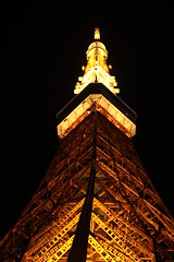 Tokyo Tower (Toni Kaarttinen) Tags: japan  japonia    jap japonsko jaapan  japani japon xapn    japn jepang an tseapin giappone  japna japonija  japo  japonska japn hapon  japonya nht bn tokyo tokio japanese night lights evening tokyotower tower