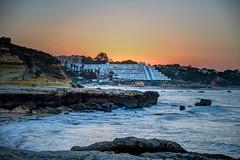 Algarve Sunrise (alyssa.becker) Tags: albufeira europe portugal hdr sunrise algarve atlantic