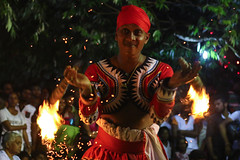 Fire dancer (Priyantha de Alwis) Tags: srilanka priyanthadealwis ginimadushanthikarma devolmadushanthikarma gammadushanthikarma dance dancing traditionaldance traditionaldancing srilankantraditionaldancing srilankantraditionaldance lowcountrydancing traditionallowcountrydancing srilankantraditionallowcountrydancing paranormal supernatural culture metaphysical ritual rituals srilankaritual srilankarituals bringpeaceandprosperity tribal srilankatribal shaman shamanism pattini hindupattini hindupattinicult healing psychologicalhealing healingritual healingrituals astrology pooja pattinipooja religion belief healingceremony healingceremonies vishnudeviyo samandeviyo kataragamadeviyo nathadeviyo narangodapaluva batuwattatemple batuwatta ethnicreligion ethnicreligions shamanicbeliefs shamanicpractices religiousecstasy supernaturalrealms supernaturaldimensions indigenousreligions contactspirit priest psychologicalcrisis exorcising exorcism paththini hindupaththini hindupaththinicult devolmadu gammadu ginimadu occult shanthikarma