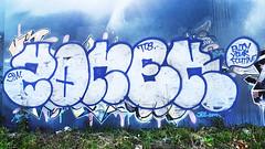 615 Bridge, Montreal (Exile on Ontario St) Tags: montreal graffiti street art pointesaintcharles throwup streetart urbain urban montral mur wall murs walls write writers writing color colorful thepoint colors pointestcharles colour colourful colours pointe point saintcharles saint charles stcharles buiding difice factory usine warehouse industrial industriel bridge