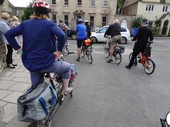 Gather and join (stevenbrandist) Tags: moulton moultonbicyclecompany moultonbicycleclub bradfordonavon boa bicycle