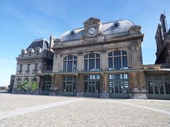 006 La gare de Saint-Omer