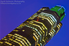 London Skyscraper Color (david gutierrez [ www.davidgutierrez.co.uk ]) Tags: architecture london uk skyscraper color tower42 light glass steel engineering modern design cityoflondon building tower colors blue sky dawn sunrise richardseifert art architectural tall highrise office bold colour perspective urban space painting striking financialdistrict top image davidgutierrez photography vertigo pentaxk5