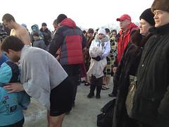 (Nika Seliverstova) Tags: winter people russia christening che reportage spontaneous iphone epiphany chelyabinsk iphonephoto smolino epiphanybathing