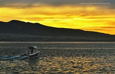 going  for fishing early morning (Stratos Giannikos) Tags: morning sea sky sun fish nature clouds greek photography photo fishing nikon flickr colours shot photos stock hellas explore greece stockphotos gr istock vessels stratos deposit hulls shutterstock dreamstime fotolia    123rf      giannikos  d5100