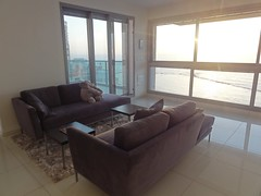 Living room - Maison Lisbona. Bat Yam - with sea view (dlisbona) Tags: