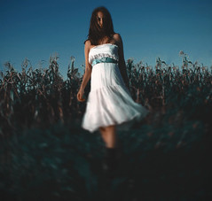 Mirona II (Diana_Grigore) Tags: flowers light sunset summer portrait people woman art love nature girl field sunshine canon photography 350d countryside model emotion fineart dream surreal diana expressive dreamy emotive peoplephotography grigore