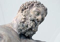 Lysippos, Farnese Hercules, head