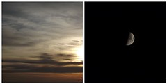 048/365 (Owen H R) Tags: two sun moon night diptych day day48 day48365 3652013 week8theme owenhr 365the2013edition 17feb13