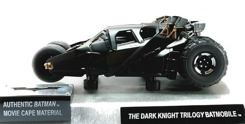 Mattel Batmobile 2013