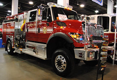 Long Island Fire Rescue EMS Mega Show Expo 2/23/13 (zamboni-man) Tags: show new york city nyc rescue 3 bus lines hospital fire lights code model crestline police hose bumper braun yonkers signal ems federal siren westchester dispatch pumper whelen suffok ambuance nasasau