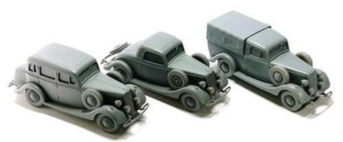 Nash Autoprom Gaz M-1 1936